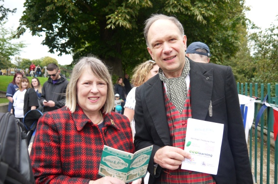 Fiona Bruce & Nino 2