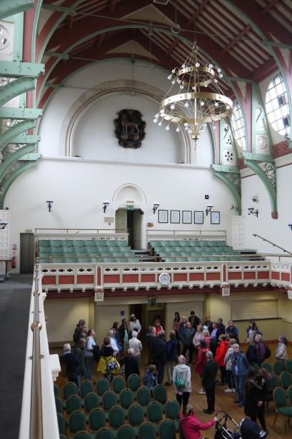 Suffragette Town Hall